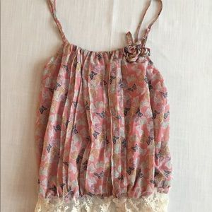 F21 Bow Camisole